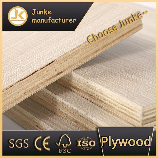 15mm Waterproof Melamine Marine Plywood Wood Sheet for Outdoor