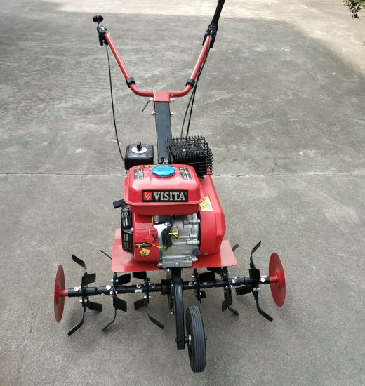 196cc Gasoline Rotary Tiller, Farm Cultivator pictures & photos