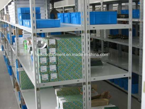 Display Steel Slotted Angle Light Duty Racking pictures & photos