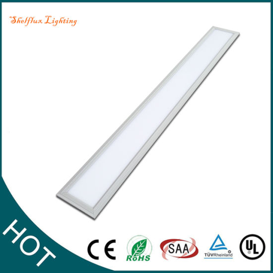 High Power 36W Slim Rectangle Surface Mounted LED Ceiling Lamp Panel Light 20X120