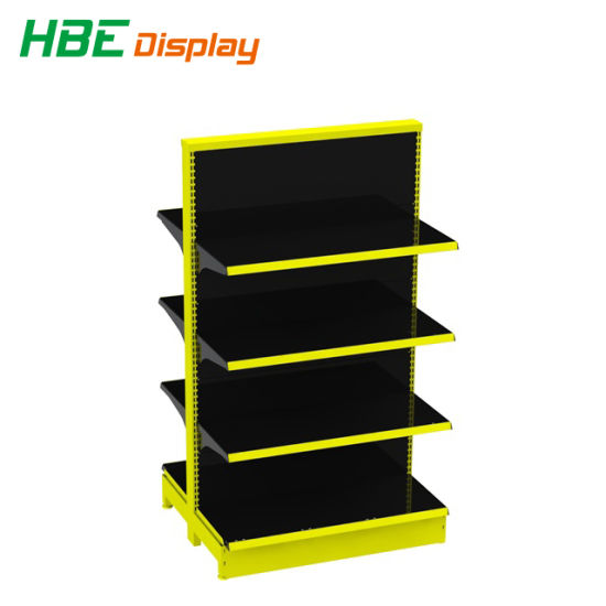 Highbright Asian Style Supermarket Hypermarket Display Shelving Pictures Photos