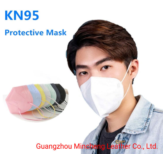 KN95 5 Ply Bef≥ 95% Non-Woven Face Shield Disposable Protection Filter Mask