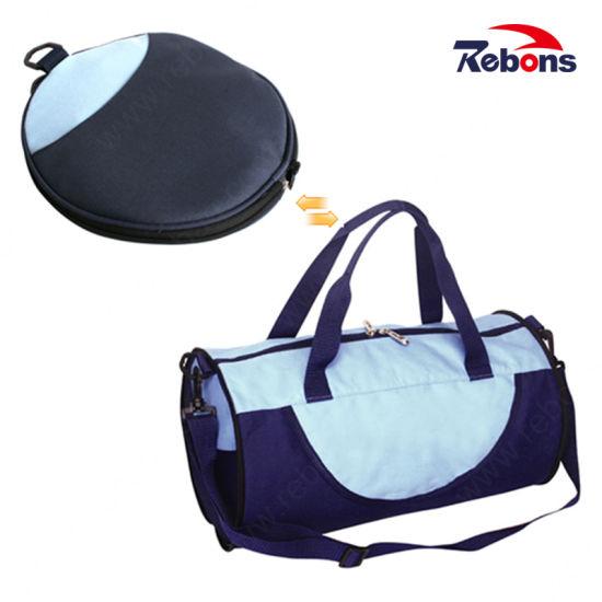 79a4c7f3b953 Promotional Cheap Foldable Plain Sport Travel Duffle Bag pictures   photos
