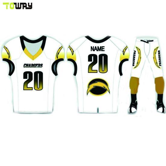506840769 China Made Sample Youth Sublimated Football Jersey - China Football ...