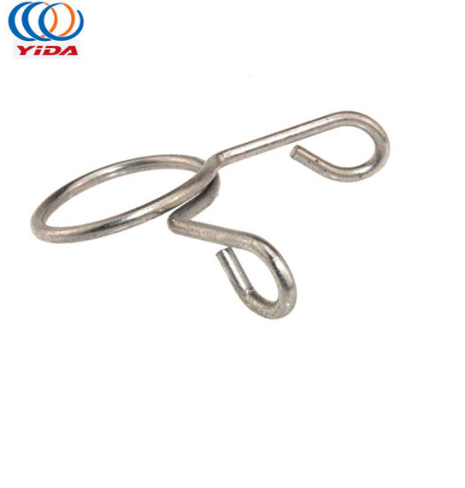 China Wholesale Bending Wire Forming Metal Spring Clip For Frames