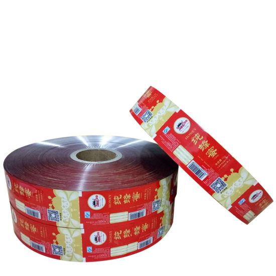 Hot Sale Candy Plastic Film for Food Packing