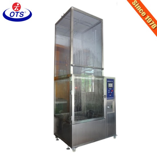 Simulation Glass Door Rain Spray Test Chamber for Ipx1234