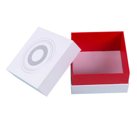 Bluetooth Audio High Quality Cardboard Paper Packaging Gift Box Custom Made