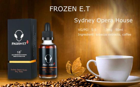 Wholesale 50/50 3mg Coffee Tobacco Flavor Vapor Juice Online