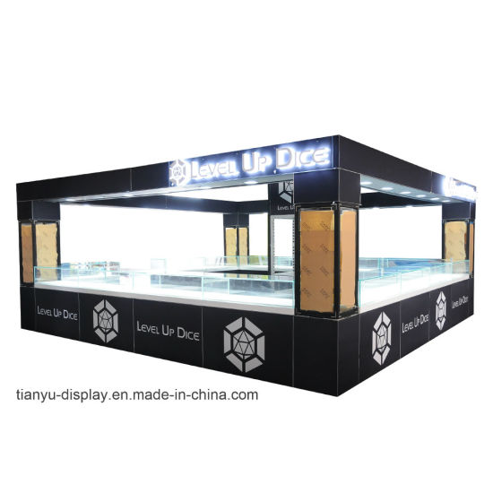 Diamond Jewelry Trade Show Display Booth Exhibition Stand in China pictures & photos