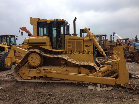 China Caterpillar D6r Bulldozer, Used Cat D6r Bullodzer in