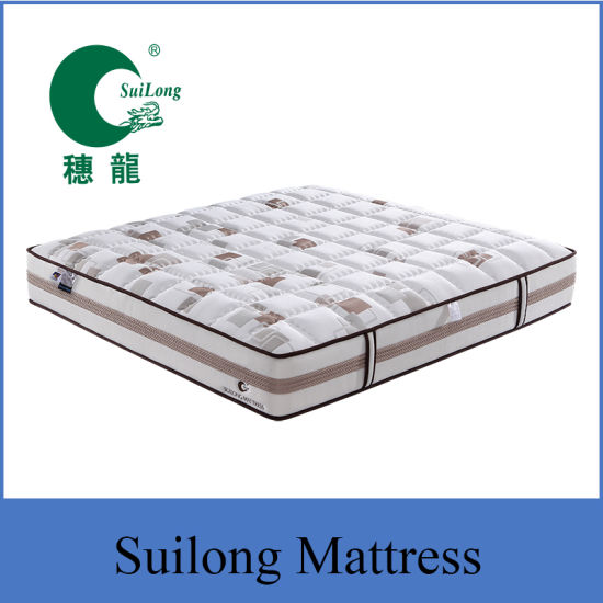Spring Mattress Pillow Top Pocket