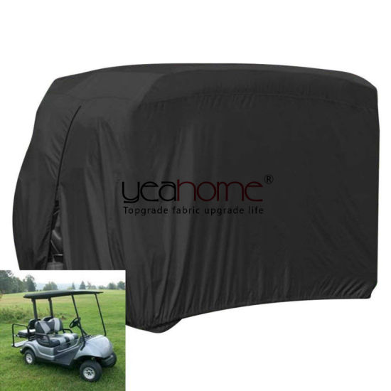 Waterproof Dust Prevention Golf Cart Cover for 4 Passenger Ez Go Club Car pictures & photos