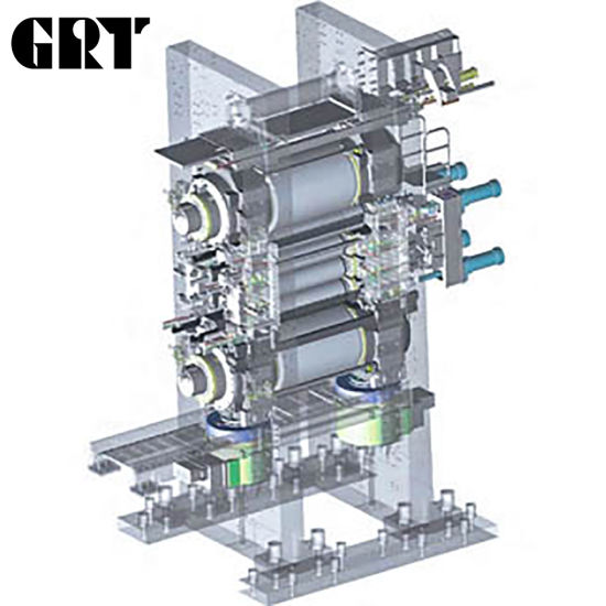 China Grt High Precision Metal Profile Strip Rolling Mill
