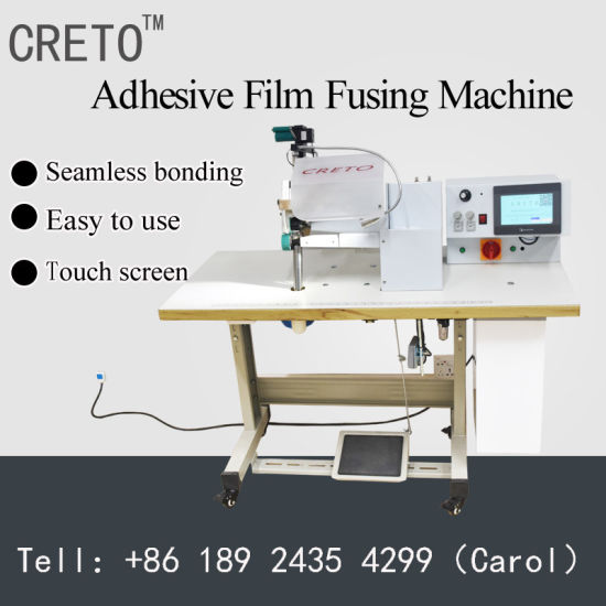Multifunction Seamless Underwear Hemming&Bonding Machine
