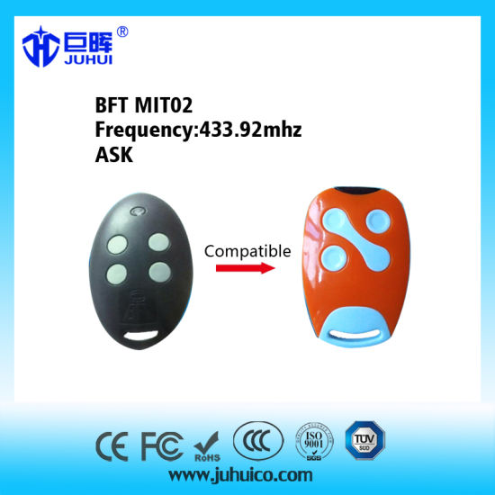China Compatible Remote Control of Muti Frequency for Alza  Perodua