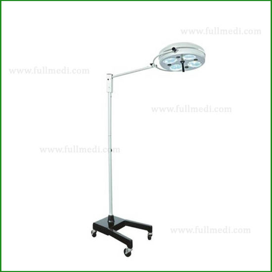 Medical Surgical Mobile Cold Halogen Light Shadowless Operating Lamp L734-II