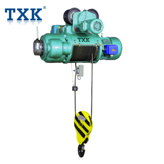 free standing txk 3 ton cd1 md1 electric wire rope hoist