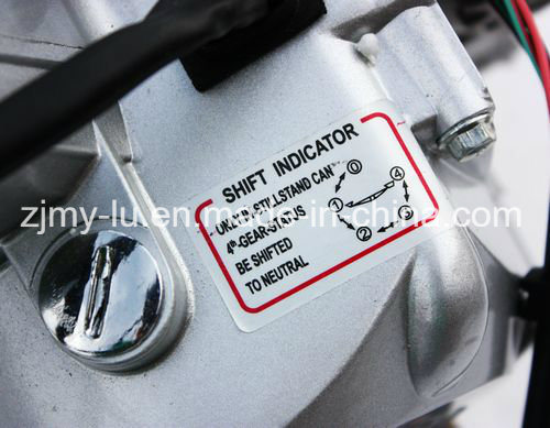 110cc 4 Gear Electric +Kick Start Manual Motorcycle Engine pictures & photos