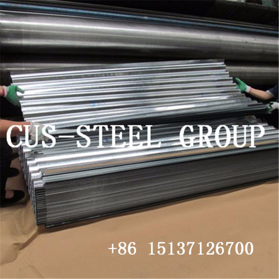 Hot Dipped Galvanised Iron Sheet/Galvanized Corrugated Metal Roofing
