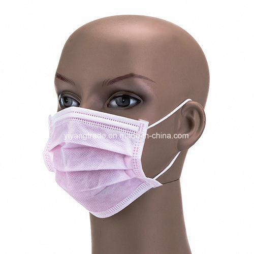 Disposable 3-ply Masks Surgical Bfe99