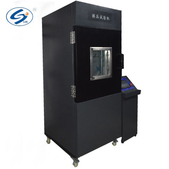 ISO9001: 2008 Battery Squeeze Testing Machine Manufacturers