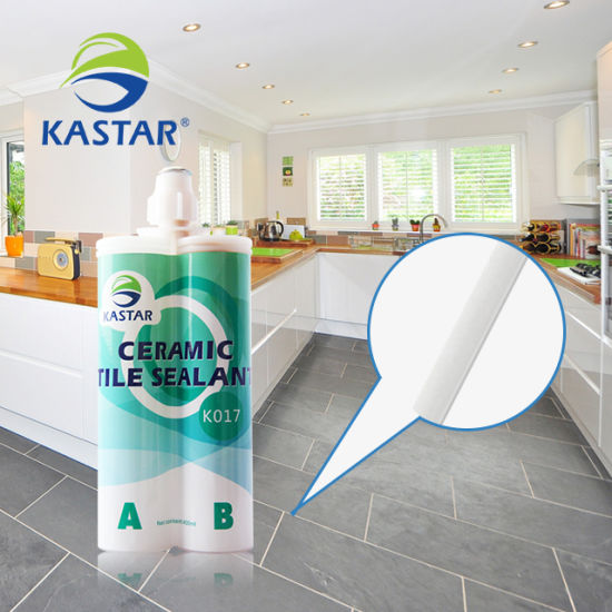 Waterproof, Mildew, Anti-Corrosion Epoxy Resin Indoor Tile Sealant pictures & photos