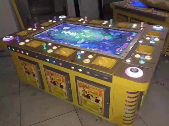 Fish Shooting Game Machine/Prize/Toy Vending/Price/Vending/Amusement/Arcade/Crane Claw/Toy Crane/Arcade Claw/Claw Crane /Claw/Crane/Game Machine