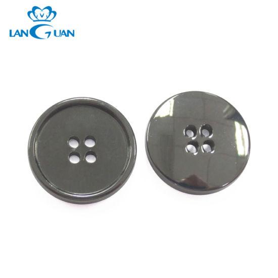 Wholesales Metal Round Shirt Button 4 Holes Button