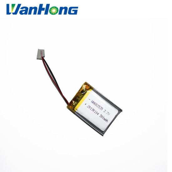 Lithium Battery 602535pl 500mAh Li-ion Battery Li-Polymer Battery for Speaker/Toys