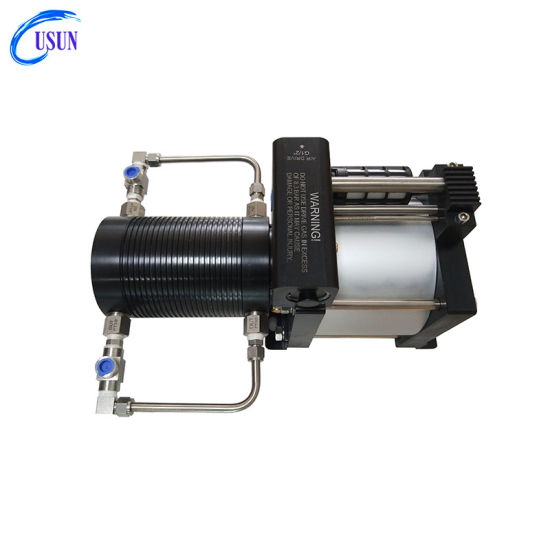 Usun Model: ZB04 Similar Haskel Ext420 Air Driven Refrigerant Recovery Pump for Extraction Machine