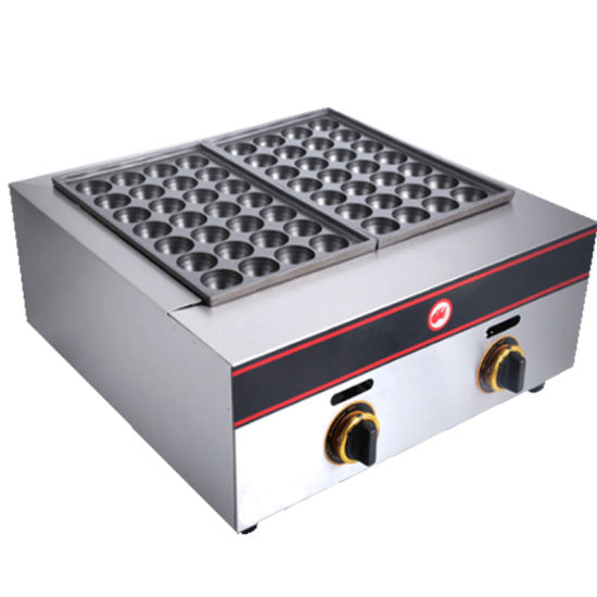 Takoyaki Plate Grill Fish Ball Making Machine pictures & photos
