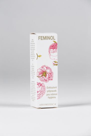 Feminol Luxurious and Function Washing Oil for Female and Male Private Parts Cleaning with Rose Oil.