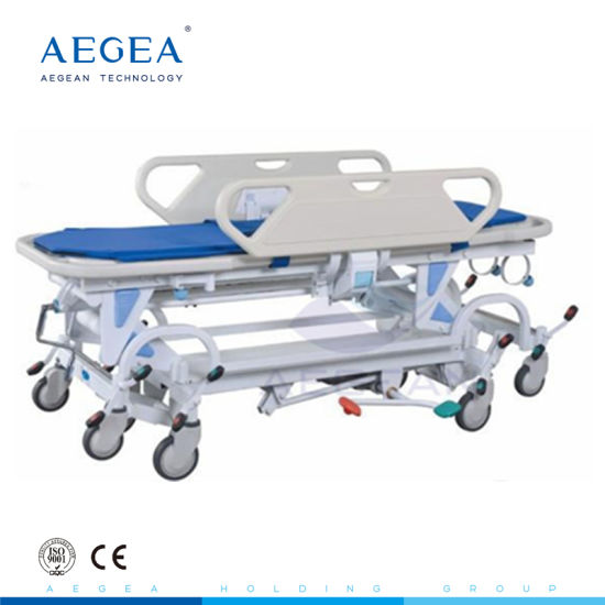 CE&ISO Approved AG-Hs021 Operation Room Exchange Stretcher