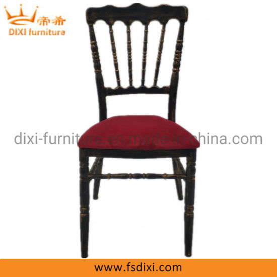 Hotel Banquet Restaurant Wedding Event Stacking Chiavari Phoenix Napoleon Chair
