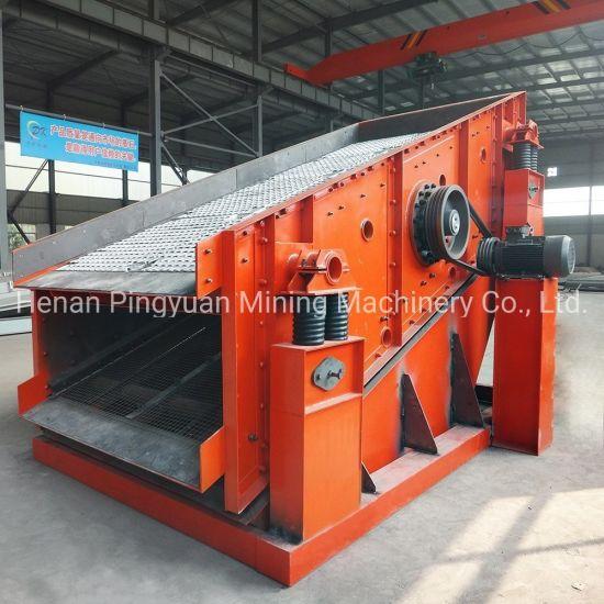 China Professional Manufacturing Circular Vibrating Screen
