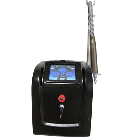 New Beauty Pico Second YAG Laser Tattoo Removal Machine