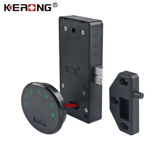 Smart Digital RFID Password Lock Keyless Touch Keypad Wardrobe File Cabinet Lock