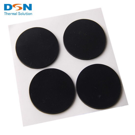 High Thermal Conductive Silicone Rubber Sticky Roll Pad for LED/LCD/Power