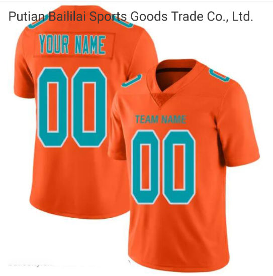Polyester Sublimation Logo Design Rugby Shirts Wholesale Football Wear