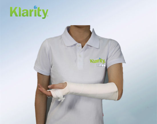Klarity Thermoplastic Splint for Orthopedic External Fixation