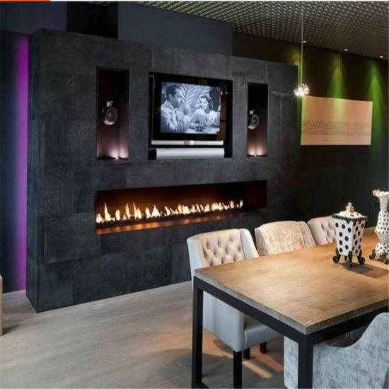 30 Inch Intelligent Bio Ethanol Wholesale Electric Fireplaces
