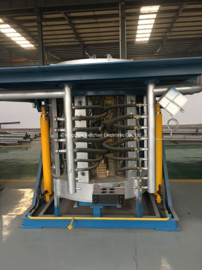 250kw-16000kw Induction Melting Furnace and Induction Heating Machinery
