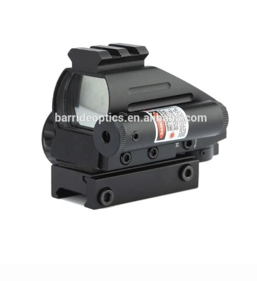 Tactical Reticle Red DOT Open Reflex Sight for 22 mm Rails (BM-RSK6008)