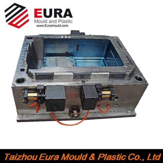Plastic Injection Air Cooler Parts Mold Air Conditioner Mould for Household Appliance