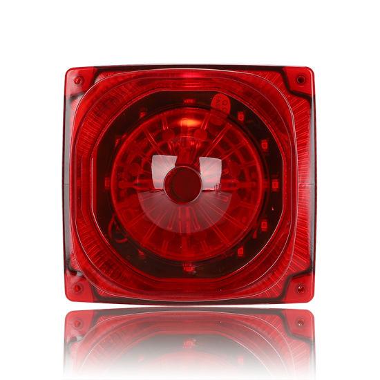 Security System Fire Alarm Strobe Sounder
