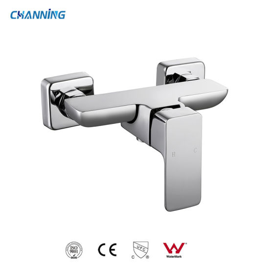Chaning Wall-Mounted Bathroom Shower Mixers Brass Single-Lever Bath Taps and Faucets (QT-23 4101)