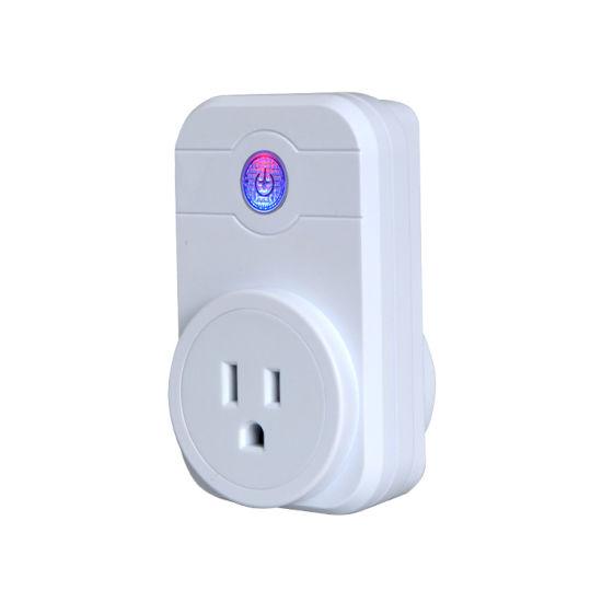 American Socket Plug WiFi Smart Home Socket