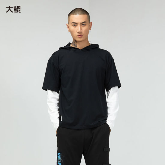 Wholesale Chinese Famous Brand Dakun Men Clothes Special Design Hip Hop Style Hoody