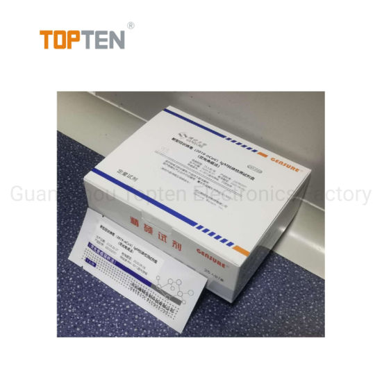 Rapid Medical Diagnostic Detection Test Kit -Ez